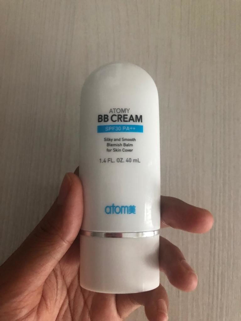 Review Atomy BB Cream SPF30 PA Untuk Mencerahkan Dan