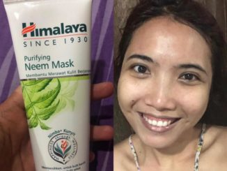 Himalaya Purifying Neem Mask Review