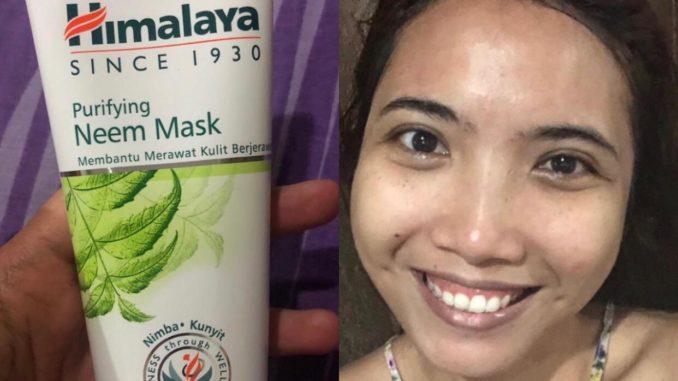 Himalaya Purifying Neem Mask Review