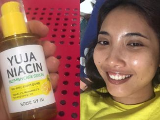 review yuja niacin serum