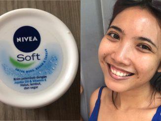 Nivea Soft Moisturizing Cream review