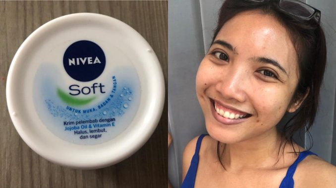 Nivea Soft Moisturizing Cream review